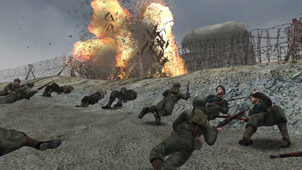 best world war 2 games pc medal of honor allied assault