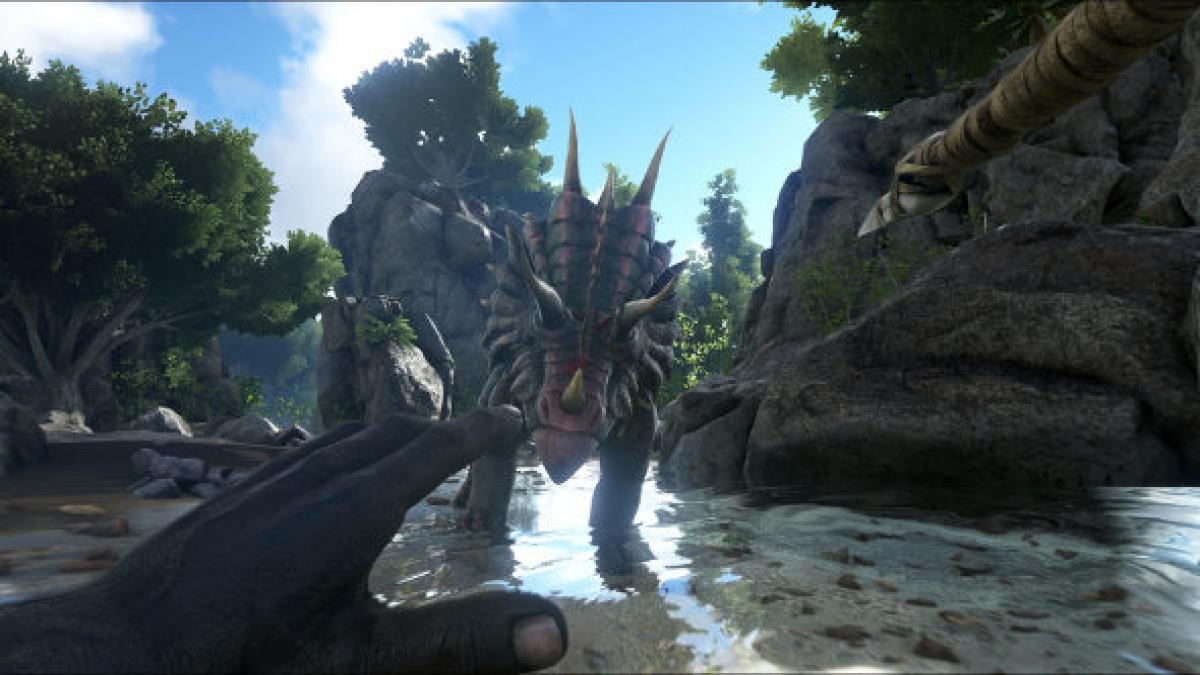The best Ark: Survival Evolved mods | PCGamesN