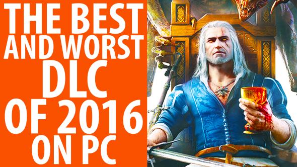 Best and worst DLC 2016