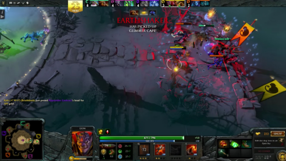 games dota online best