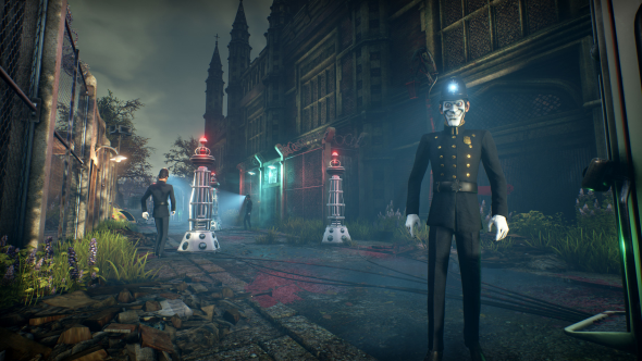 games in character's mind We Happy Few