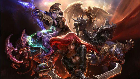 Best League of Legends Champions patch 618