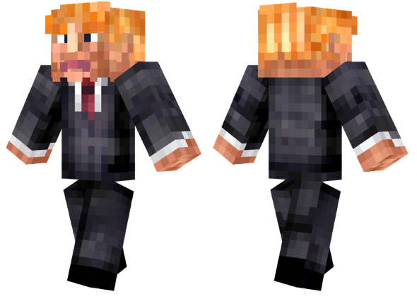 best minecraft skins donald trump