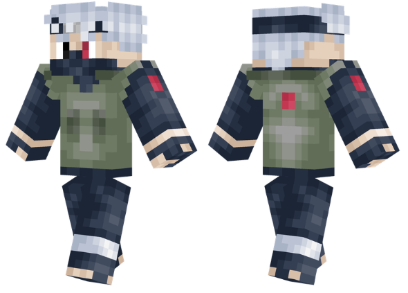 The Best Minecraft Skins PCGamesN - Skins para minecraft pe de naruto