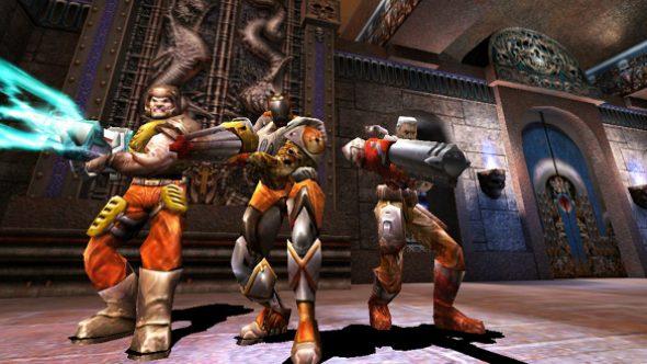 best multiplayer games quake 3 arena