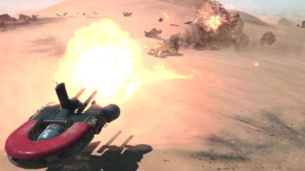Best PC games 2016 Homeworld: Deserts of Kharak