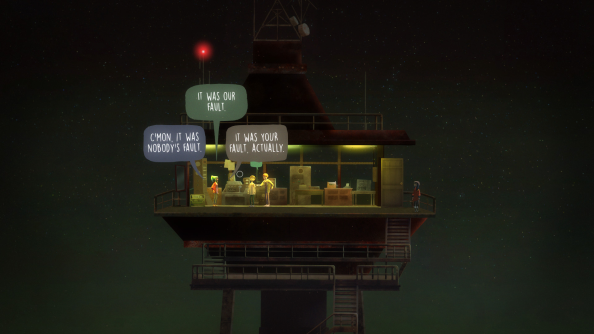 Best PC games 2016 Oxenfree