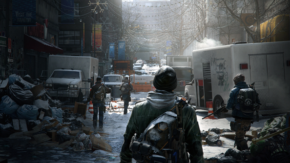 Best PC games 2016 The Division