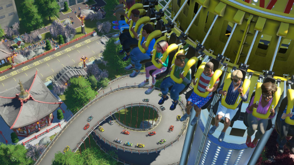 best pc sims planet coaster