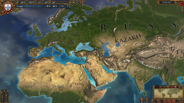 best strategy games Europa Universalis IV
