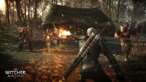 Better Combat Witcher 3 mod