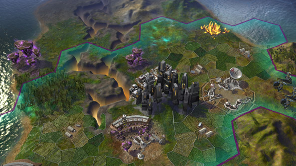 Go Beyond Earth for 100 turns with the new Civ's Steam demo