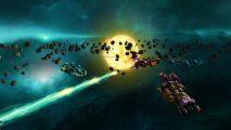 Beyond Earth gets Starships integration