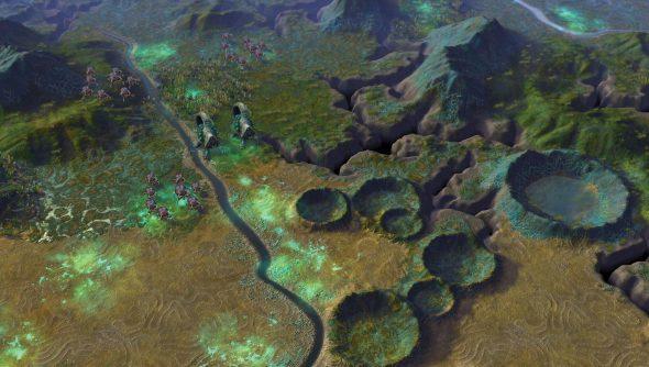Civilization: Beyond Earth aliens