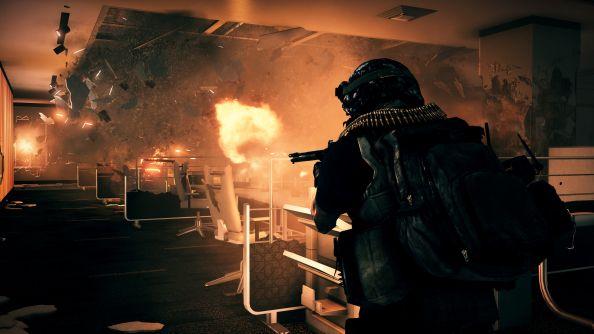 Battlefield 3 at E3: all the news, screenshots and videos.