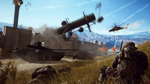The big, fat Battlefield 4 Premium Edition is only a fortnight away