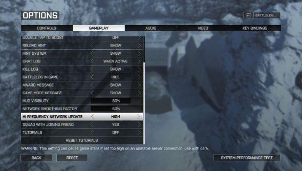 Battlefield 4 netcode update