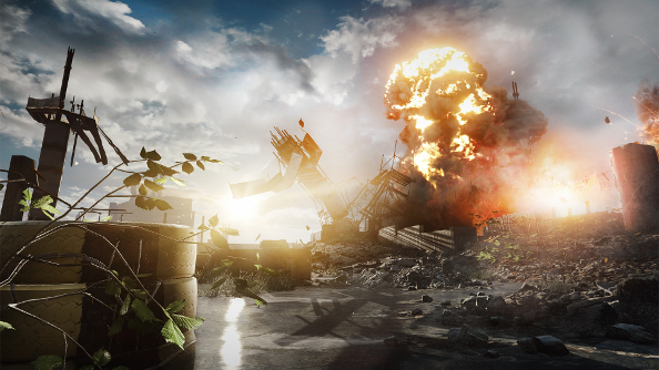 New Battlefield 4 update goes live; fixes bugs and crashes, tweaks weapons and vehicles