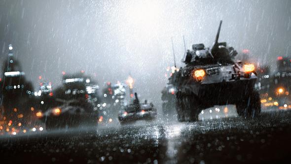 Battlefield weather