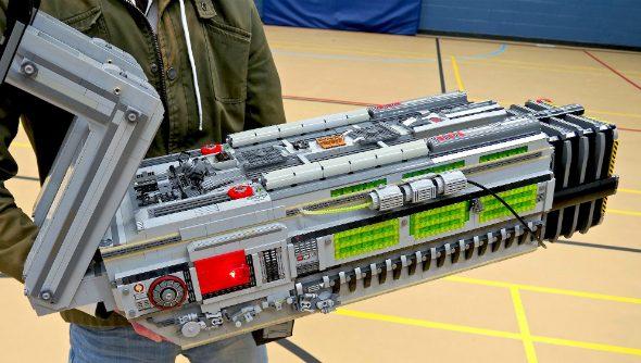 Lego Doom BFG