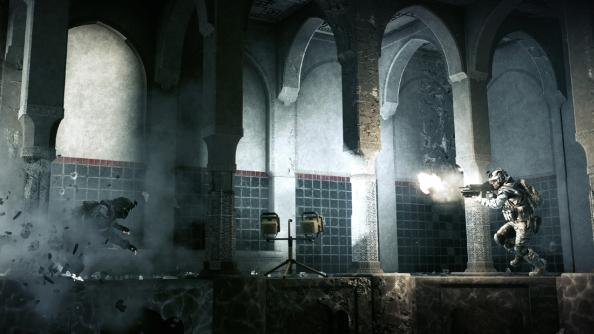 Battlefield 3: Close Quarters DLC preview: it's a squeeze