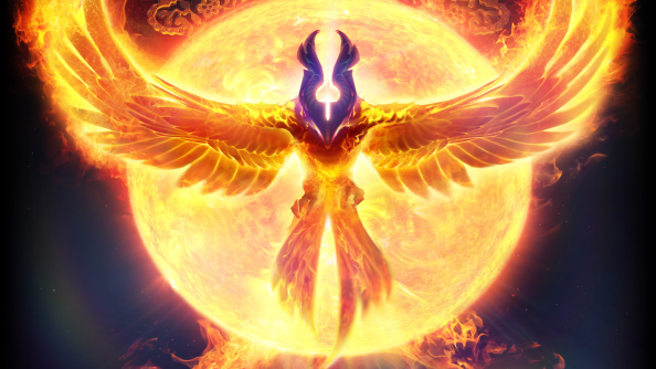 Dota 2 Phoenix