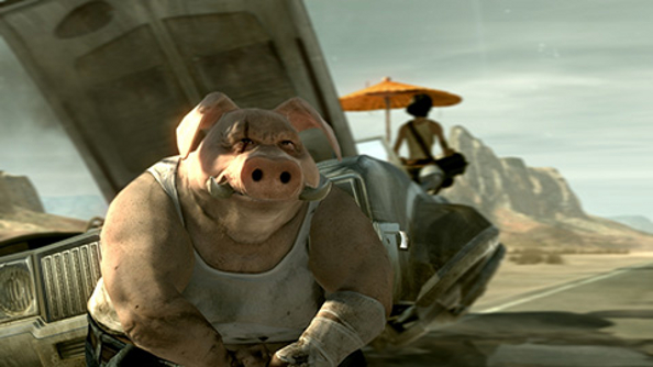 Beyond Good & Evil 2 in development