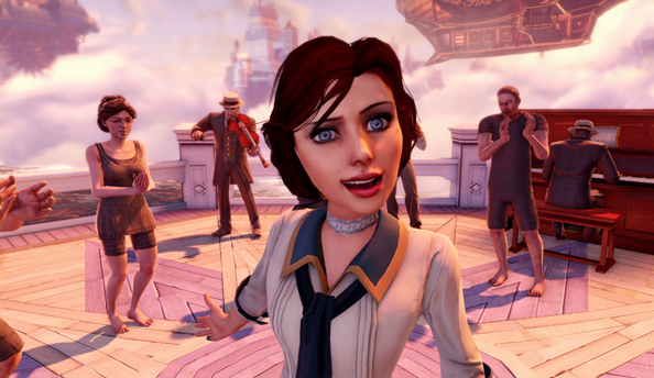 BioShock Infinite DLC to feature new companion character