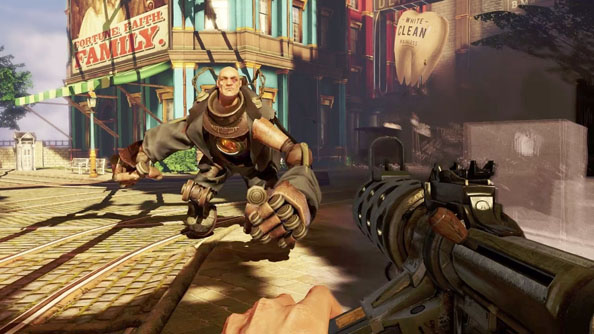 Green Man Gaming have every BioShock for under a tenner - and credit to earn playing them