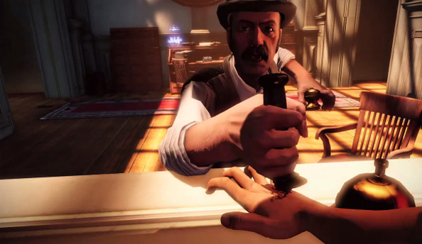 BioShock Infinite trailer features misuse of skyrail equipment