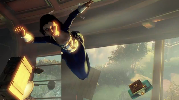 Bioshock: Infinite remains UK no.1 despite 75% drop in sales