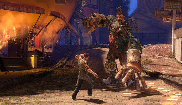 Bioshock Infinite AI and combat leads leave Irrational for Microsoft