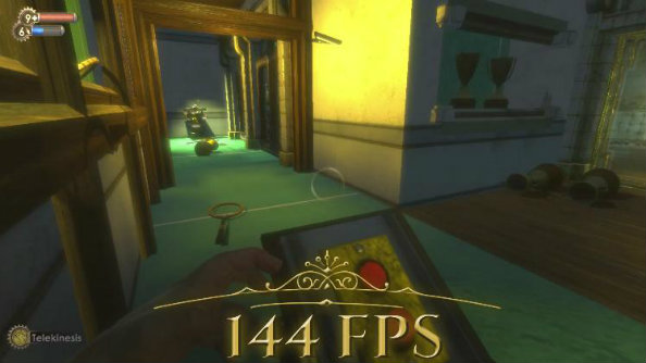 BioShock gets a new mod that unlocks the frame rate on animations - farewell, choppy waters