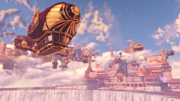 best looking games BioShock Infinite