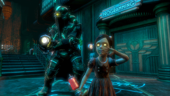 Bioshock Gone Home