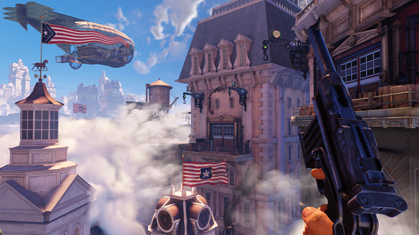 Hands-on with BioShock Infinite