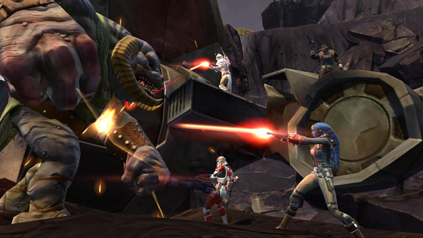 BioWare reassures SWTOR players over automatic character transfers from underpopulated servers