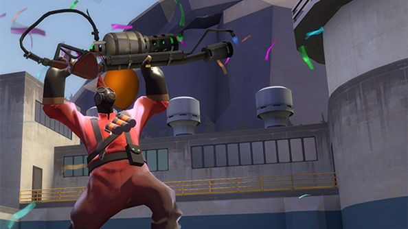 Better living through chemistry sets: Team Fortress 2 updated