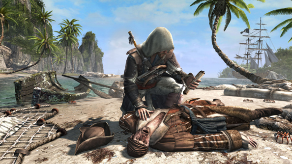 Best PC games of 2013 - Assassin's Creed IV: Black Flag
