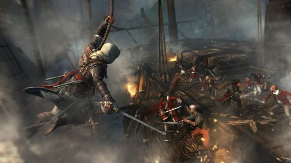 Assassin's Creed IV: Black Flag has outsold Far Cry 3 - but they're both going like gangbusters