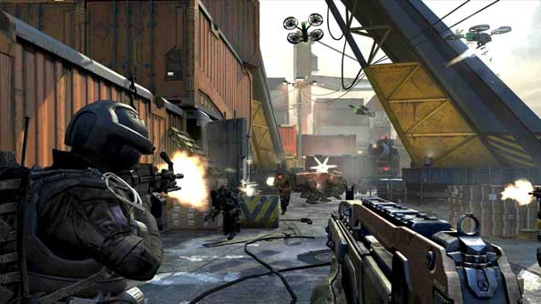 Black Ops 2 Revolution DLC map details leaked
