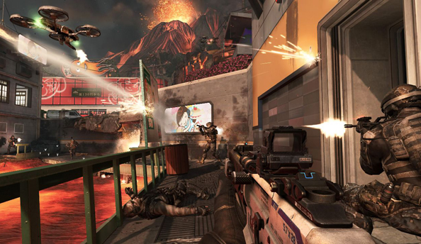 Camown, everybody: new Black Ops 2 weapon personalization packs hit Steam