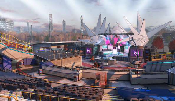 "Black Ops 2: Uprising PC release dated for May 16, takes PvP to a ""deserted London music festival"""