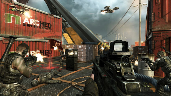 Treyarch dev reveals new Black Ops 2 multiplayer features, plus swearing from beyond the grave