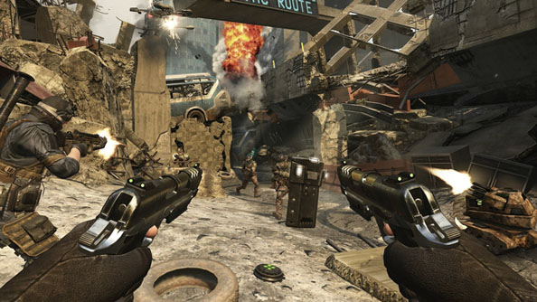 "Black Ops 2 will feature ""oddball, slightly silly"" Party Games modes"