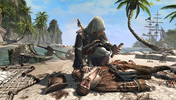 Best Pc Games Of 2013 Assassin S Creed Iv Black Flag Pcgamesn