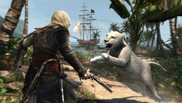 Black Flag is one of many DirectX 11 games to benefit from the new drivers.