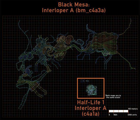 Interloper, in classic Half-Life and Black Mesa