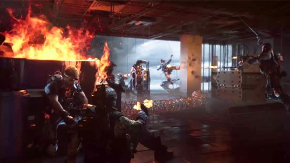black ops 4 battle royale map size