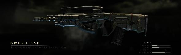black ops 4 weapons swordfish